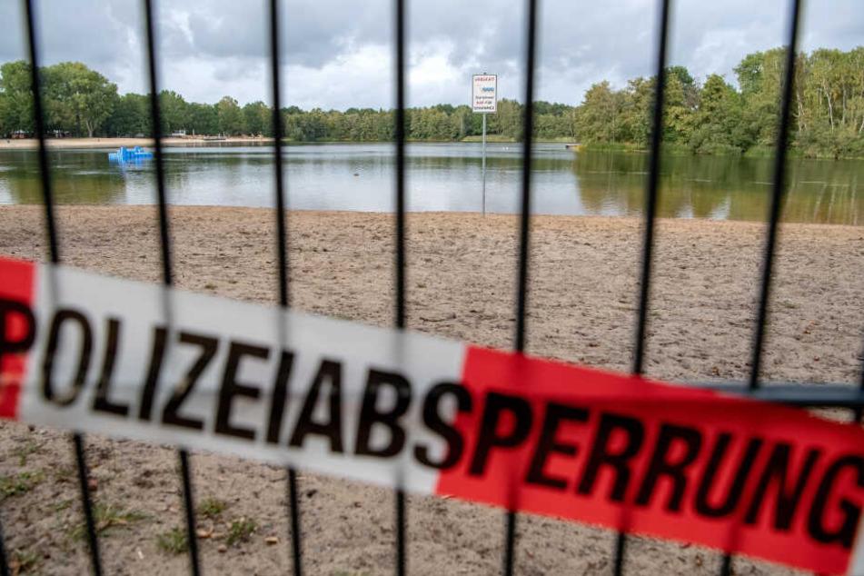 Horror-Fund im See: Sportbootfahrer entdeckt Leiche, Mordkommission ermittelt
