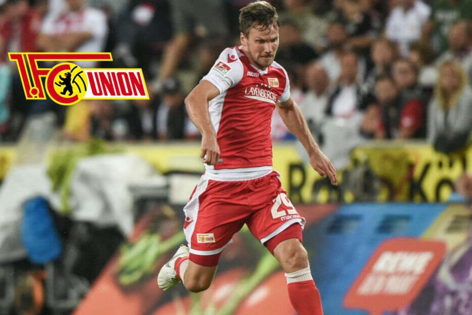Top-Spiel in Kiel: Union muss auf Parensen verzichten