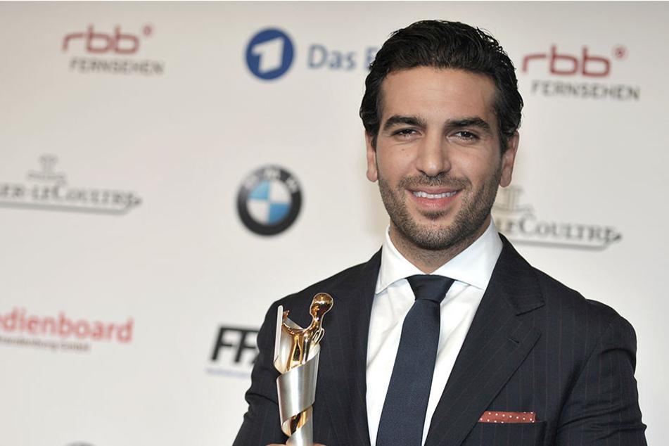 """Um sich besser auf seine Karriere als Schauspieler zu konzentrieren, gibt Elyas M'Barek die Geschäftsführung des Münchner Restaurant """"Paisano"""" auf."""