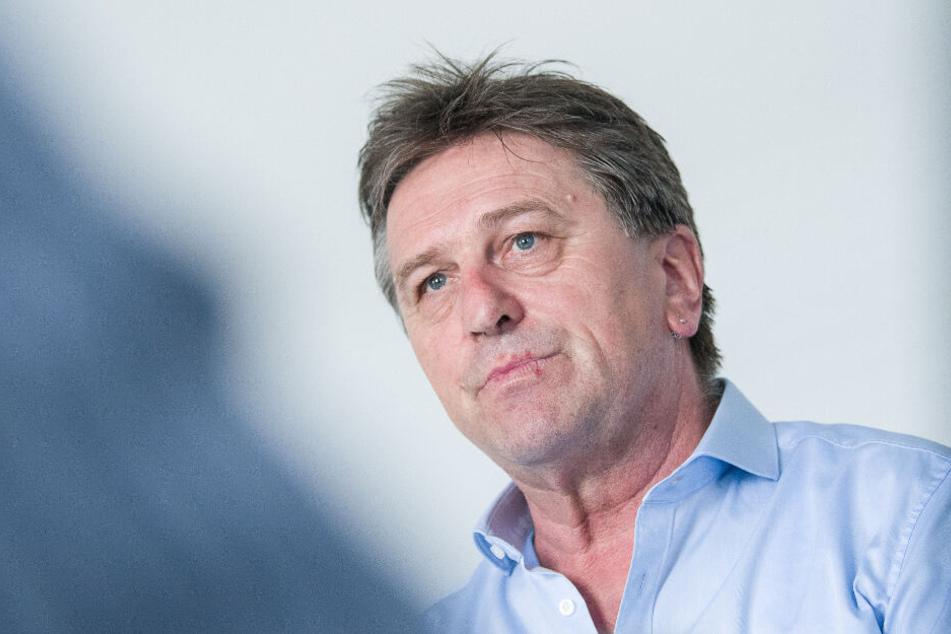 Manne Lucha (Grüne), Gesundheitsminister von Baden-Württemberg.