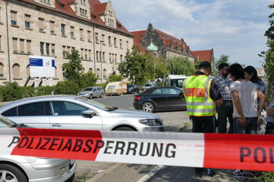 Ein neunjähriges Mädchen starb nach einem tragischen Verkehrsunfall in Nürnberg.