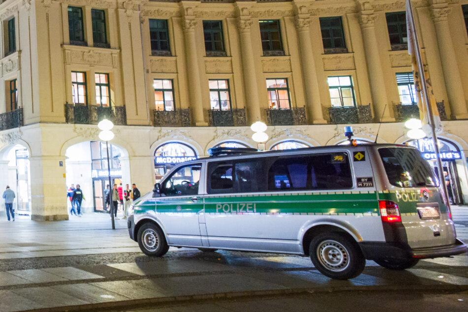 Die Münchner Polizei hat eine Kindergeburtstagsfeier mit über hundert Gästen aufgelöst. (Symbolbild)