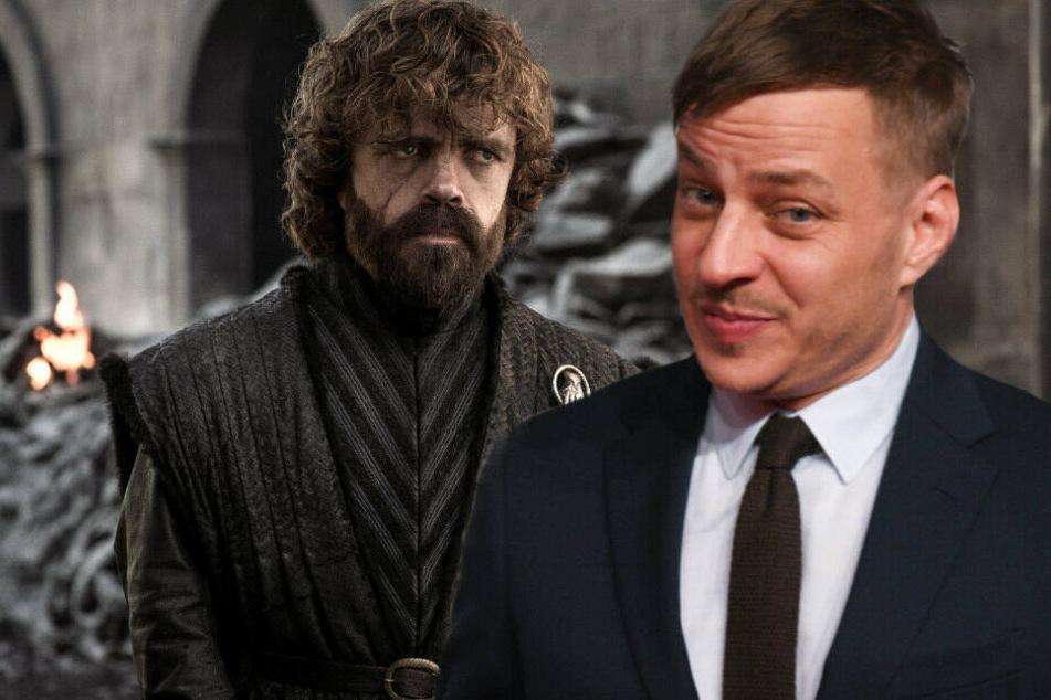 Tom Wlaschiha hatte das Ende von Game of Thrones schon verraten.