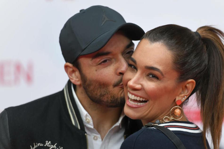 Alles nur Face mit dem Beauty-Doc: Eigentlich haben sich Giovanni und Jana Ina lieb.