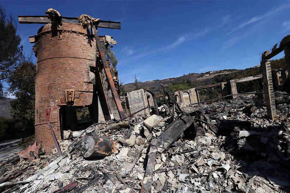Dana Schweiger: So erlebte sie das Feuer-Drama in Malibu