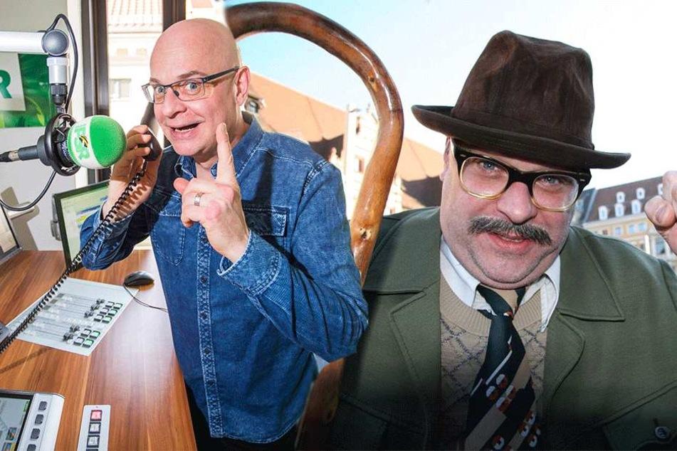 Am Telefon hat Opa Unger alias Steffen Lukas schon Hunderte Leute veralbert.