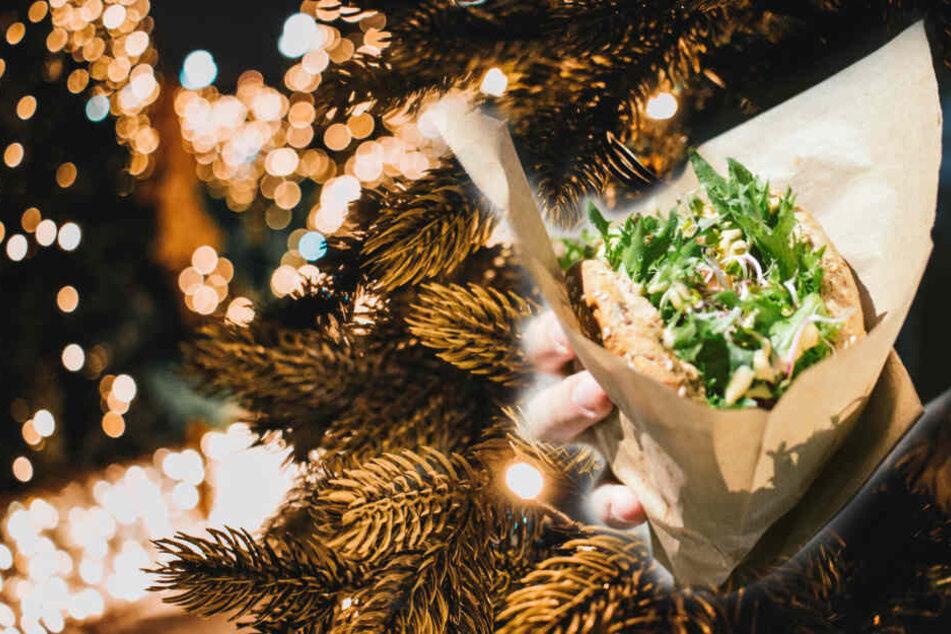 Vegane Weihnachtsmärkte Berlin: Hier kann man lecker schlemmen