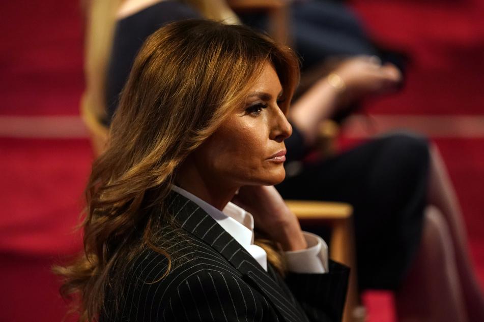Melania Trump (50) schrieb, sie habe während ihrer Genesung die Gelegenheit gehabt, über viele Dinge nachzudenken.