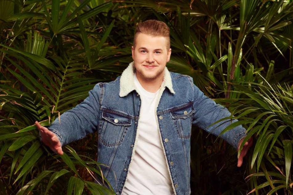 Am Freitagabend zieht Felix van Deventer (22) ins Dschungelcamp.