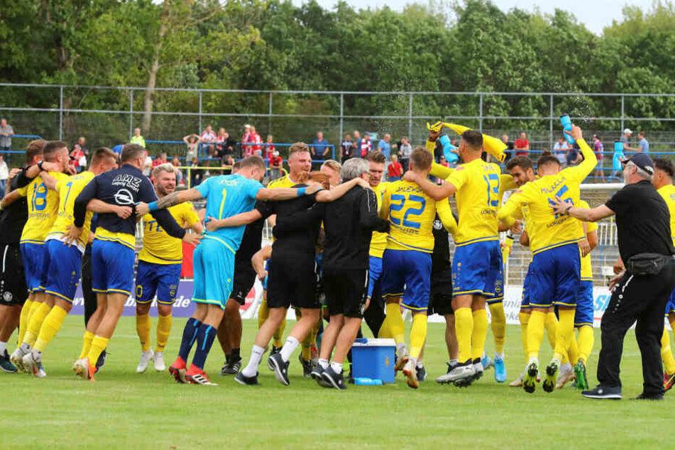Der 1. FCL feierte am Freitagabend den vierten Saisonsieg im fünften Spiel, bleiben vorerst Tabellenführer. (Archivbild)