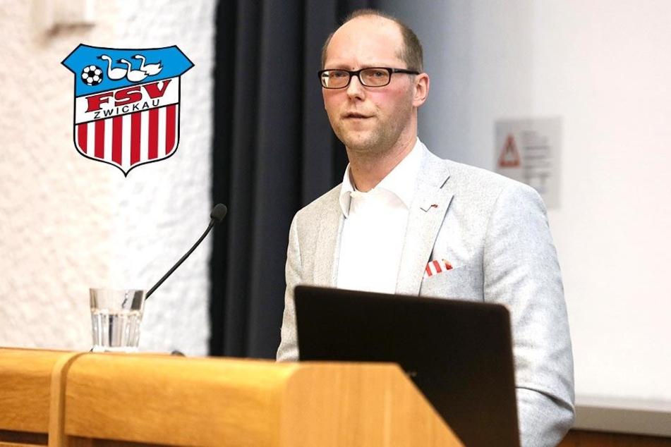 Bayern und BVB als Vorbild: FSV Zwickau will die Profis ausgliedern