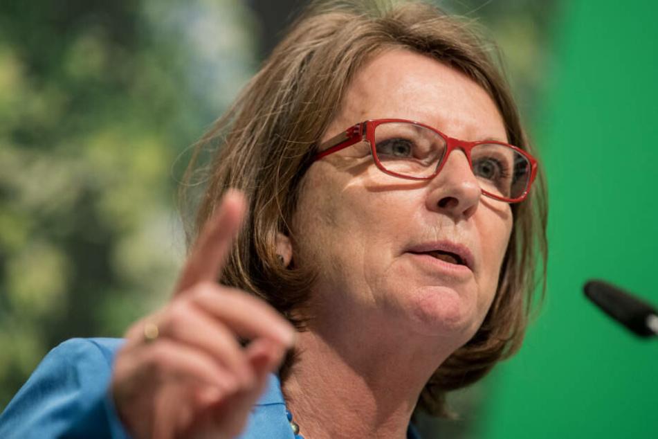 Wenn die Überzeugungsarbeit nichts bezwecke, zieht Hessens Umweltministerin weitergehende Schritte in Erwägung.
