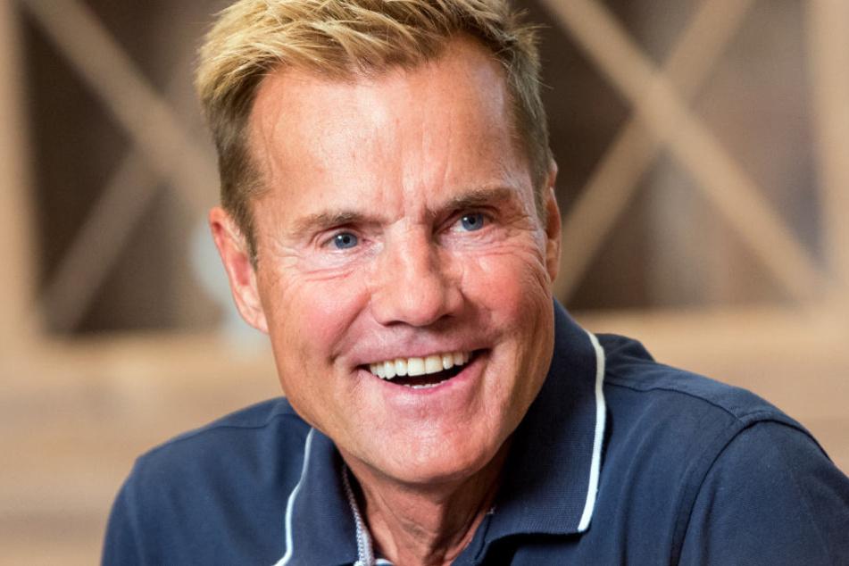 Dieter Bohlen bezeichnet Johannes Heesters als sein Vorbild.
