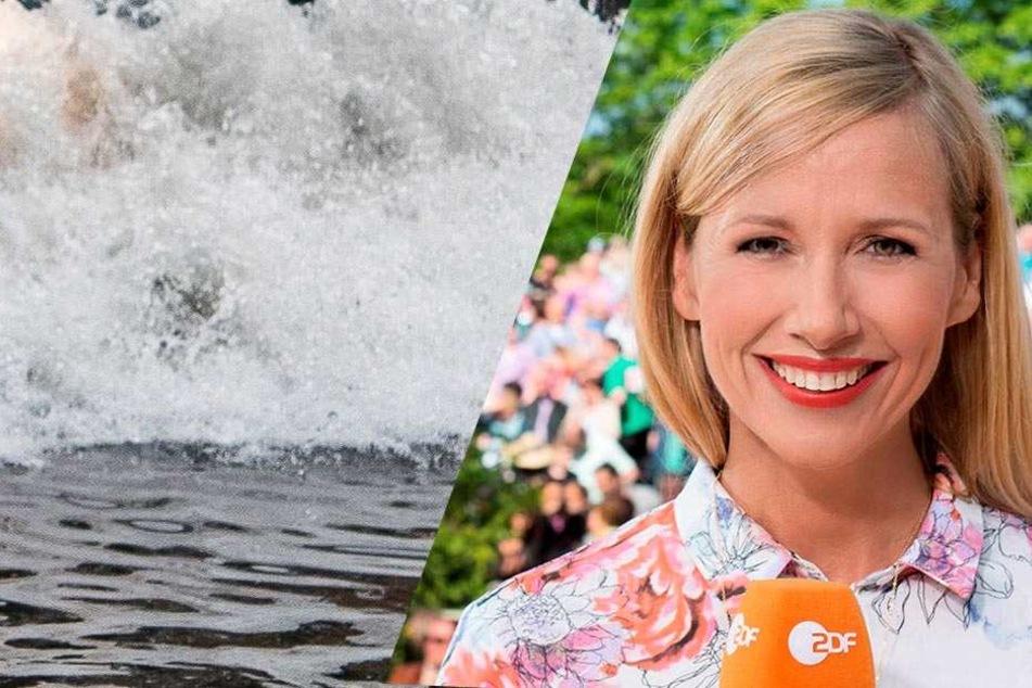 Schock für alle Fans: Andrea Kiewel darf nicht auf Sendung