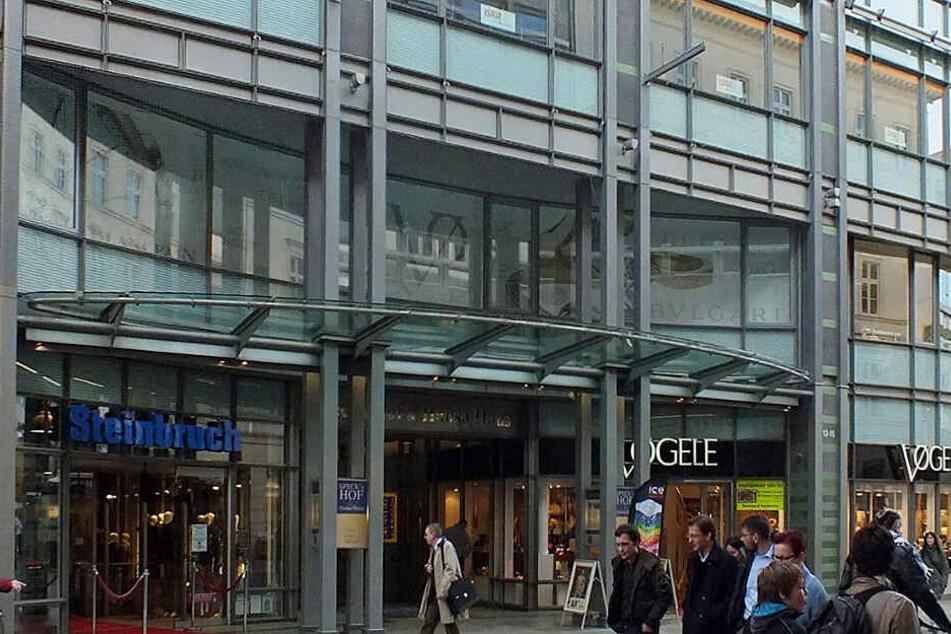 """Kieser Training findest Du in der vierten Etage des """"Hansa-Haus"""" in Leipzig."""