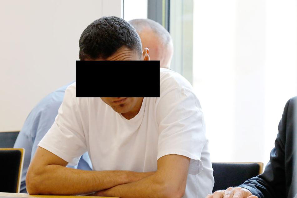 Das Urteil für Salah A. (24): zwei Jahre Haft und 10.000 Euro Schmerzensgeld.
