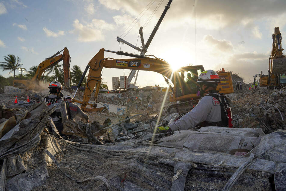Surfside building collapse: One more victim identified, bringing total to 95