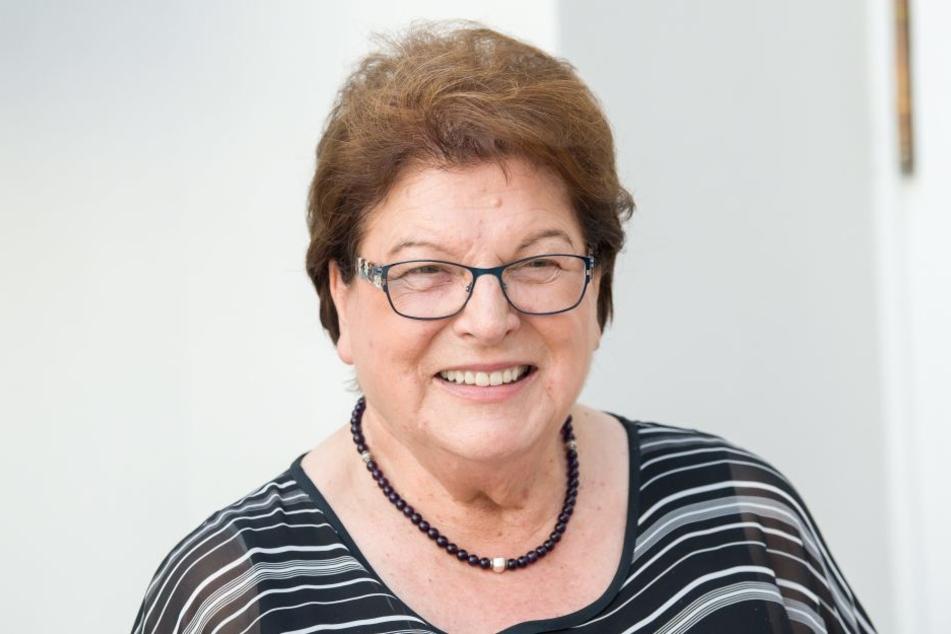 Die scheidende Landtagspräsidenten Barbara Stamm (73, CSU) wäre für eine Frauenquote in der Politik.