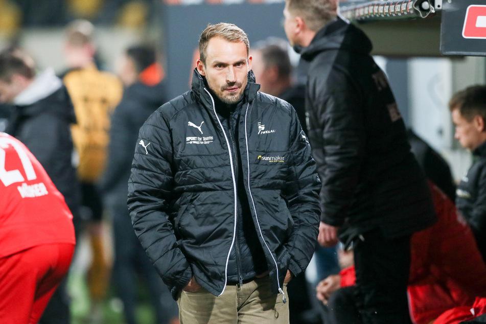 Die Absage der Auswärtspartie gegen den KFC Uerdingen sorgte bei FSV-Sportdirektor Toni Wachsmuth für Kopfschütteln.