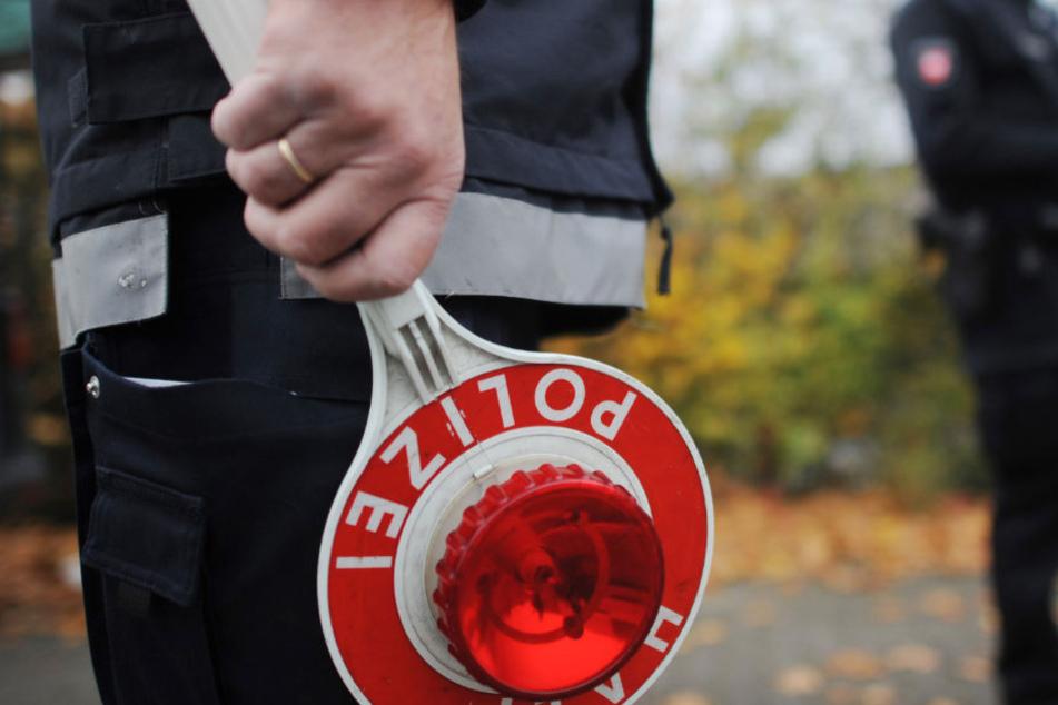 Die Beamten der Verkehrspolizei Ludwigsburg dürften bei der Kontrolle dreier Franzosen am Montag nicht schlecht gestaunt haben. (Symbolbild)