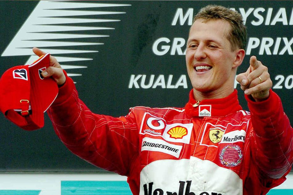 Die Formel-1-Legende Michael Schumacher feiert heute seinen 50. Geburtstag.