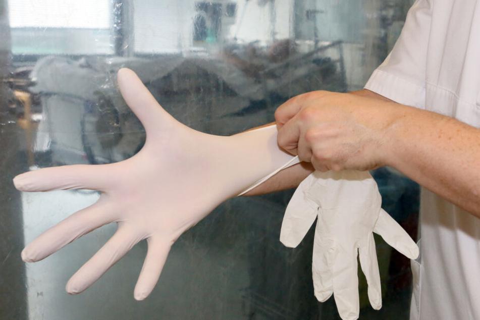 Ein Pfleger muss sich im November in München wegen sechsfachem Mord verantworten. (Symbolbild)