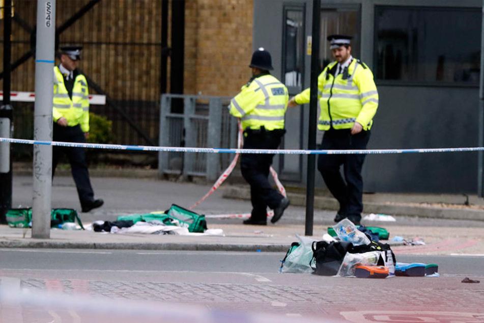 Am Samstag kamen sieben Menschen bei einem Terroranschlag in London ums Leben.