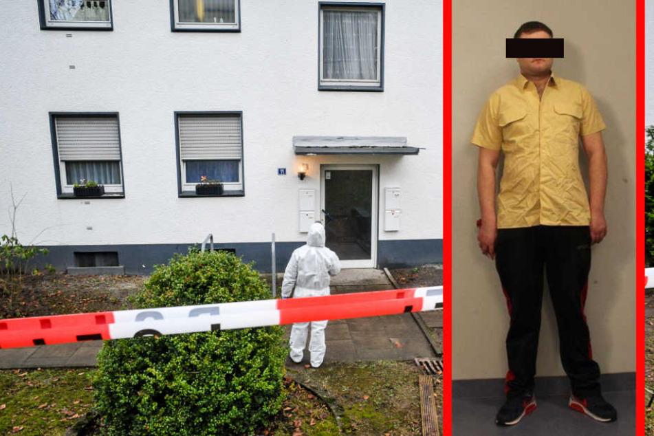 Mutmaßlicher Killer von 37-jähriger Frau stellt sich freiwillig