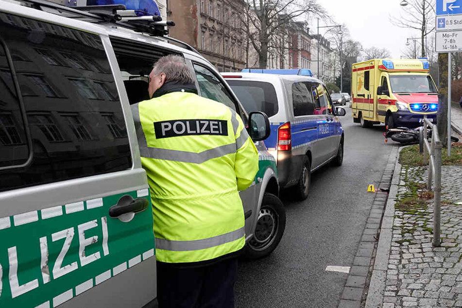 Die Polizei hat die Ermittlungen zum Crash aufgenommen.