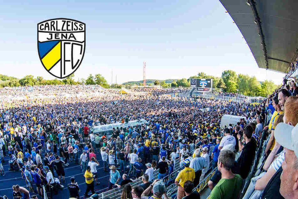 Carl Zeiss Jena bekommt neues Stadion