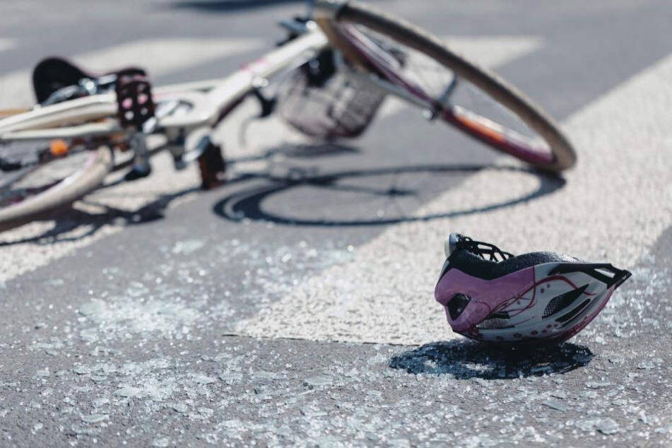 Suff-Duo auf Fahrrad unterwegs, dann nimmt das Unglück seinen Lauf!