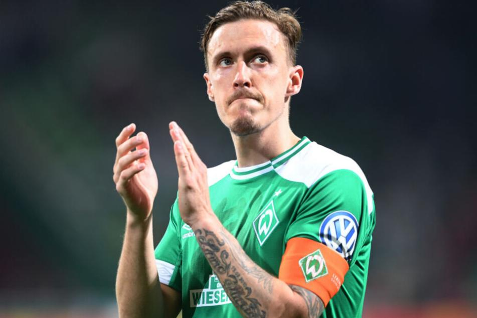 Max Kruse wird den SV Werder Bremen in diesem Sommer verlassen.