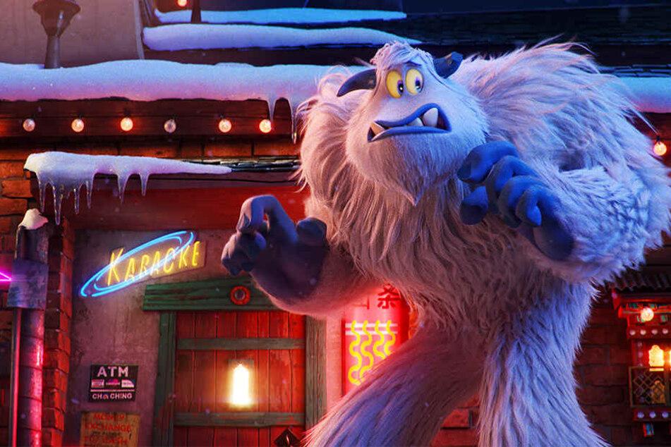 """Spaß für Jung und Alt: Kreativer Animationsfilm """"Smallfoot"""" startet im Kino"""