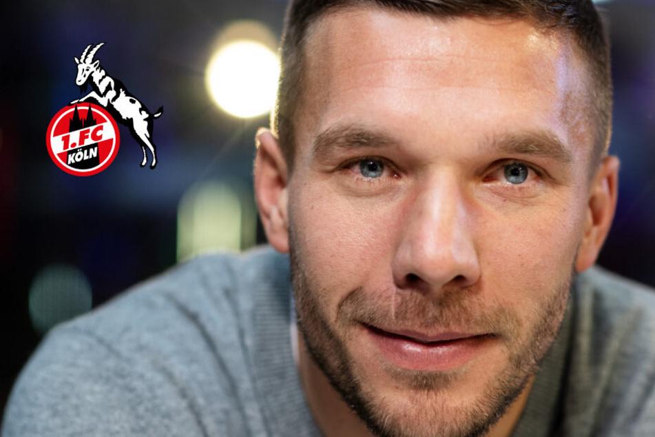 Kickt Lukas Podolski wieder in der Bundesliga? Das sagt er selbst!