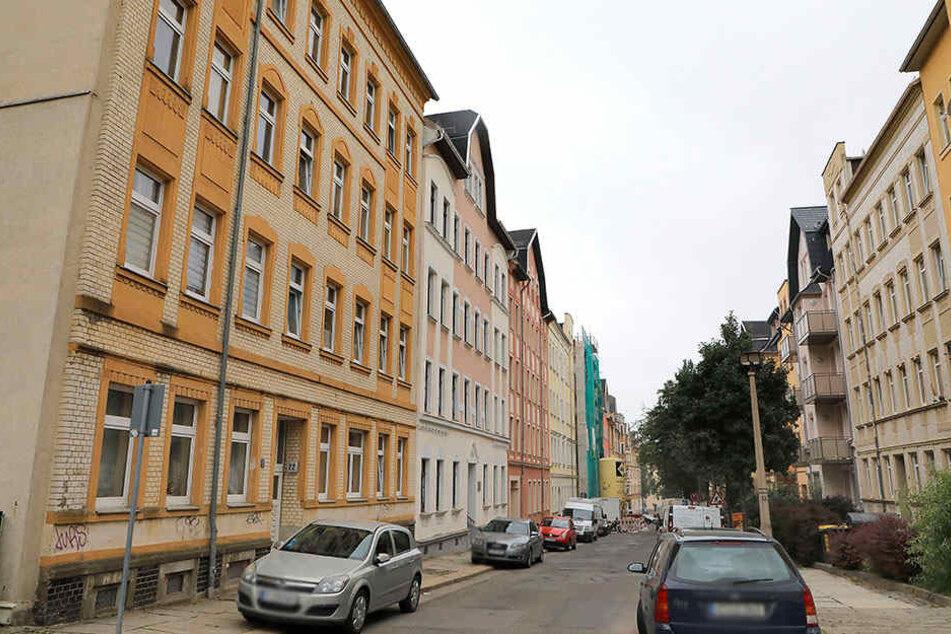 Explosion auf Chemnitzer Sonnenberg: Anwohner von Knall geweckt