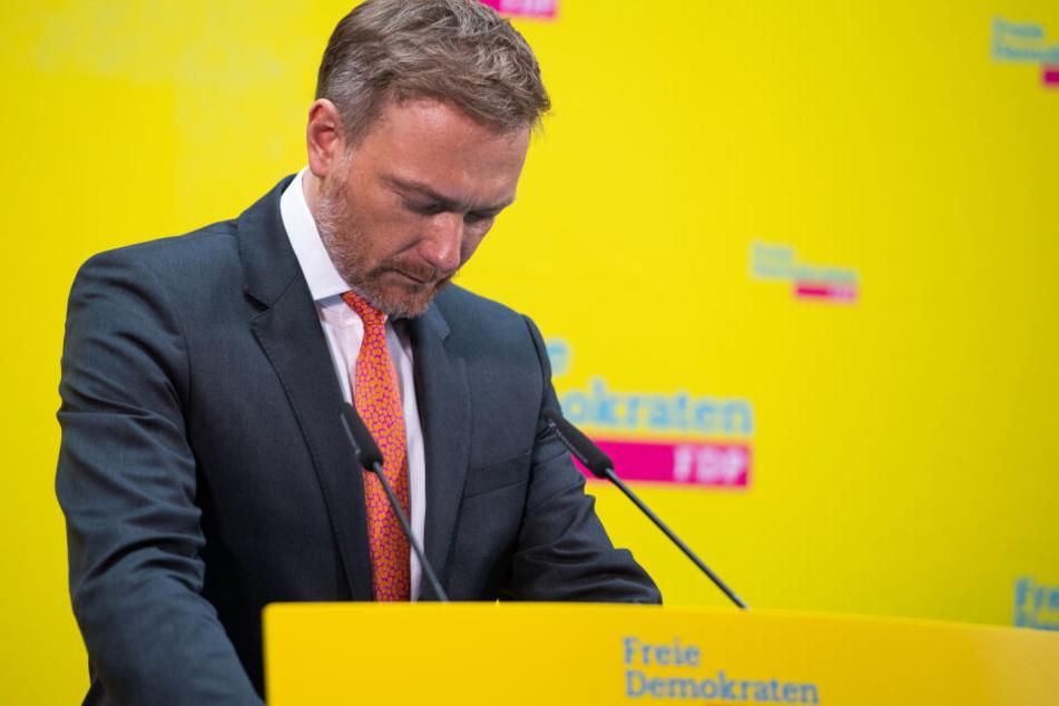 Nach Wahl-Eklat in Thüringen: FDP-Chef Lindner gibt Fehler zu