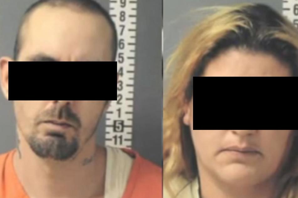 Das Paar hielt die vier Pflegekinder auf grausame Weise gefangen.