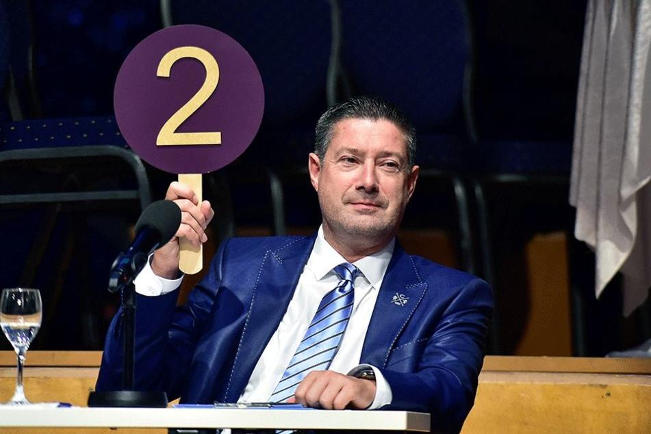 """Sein strenges Urteil ist auch diesmal gefragt: Joachim Llambi (53) sitzt wieder in der """"Star Dance""""-Jury."""