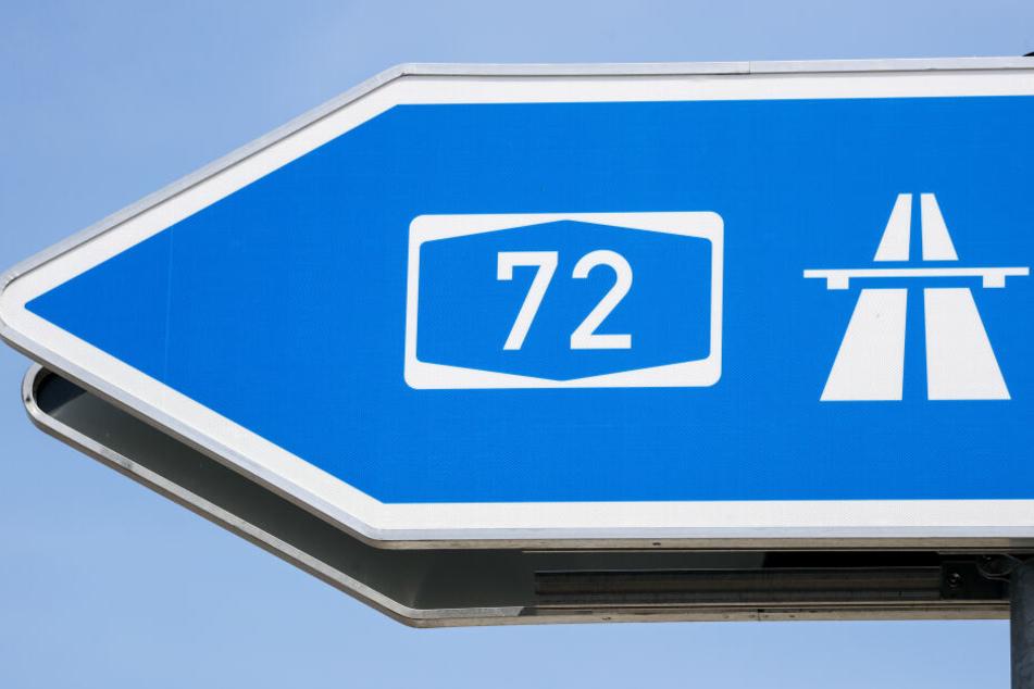Noch bis 2026 wird an der A72 gewerkelt. Am 15. Oktober kann der Verkehr auf einem weiteren Abschnitt rollen.