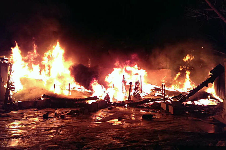 Der Brand konnte schnell unter Kontrolle gebracht werden.