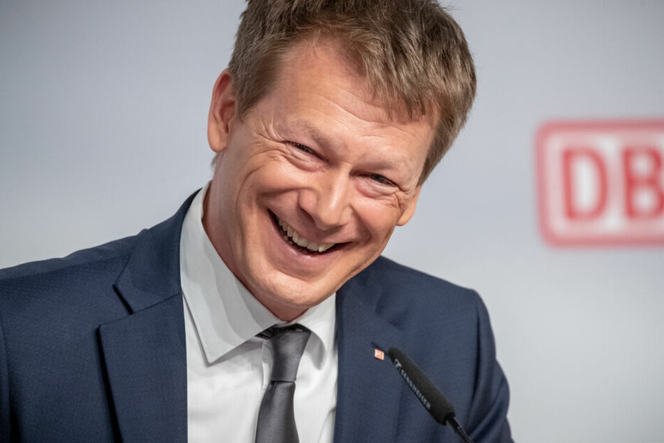 Richard Lutz plant große Veränderungen für die Deutsche Bahn.