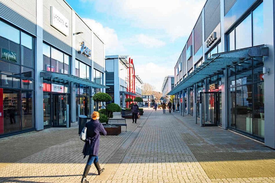 outlet park in bremen startet mega shopping event tag24. Black Bedroom Furniture Sets. Home Design Ideas