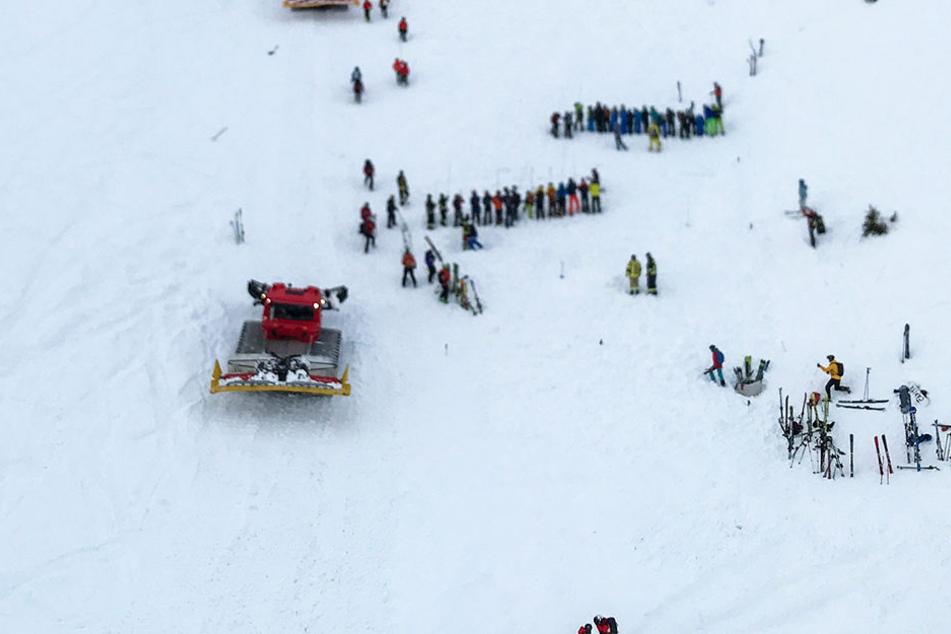 Nach dem Lawinenunglück in Tirol konnte auch der zweite deutsche Skifahrer nur noch tot geboren werden.