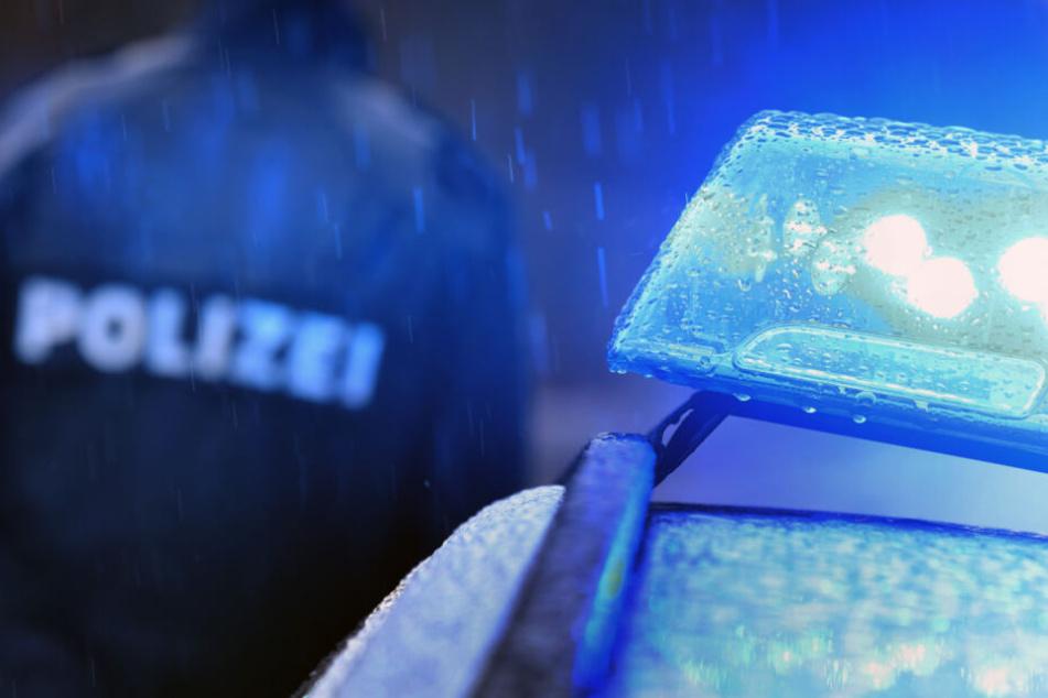 Der mutmaßliche Täter konnte noch an Ort und Stelle festgenommen werden. (Symbolbild)