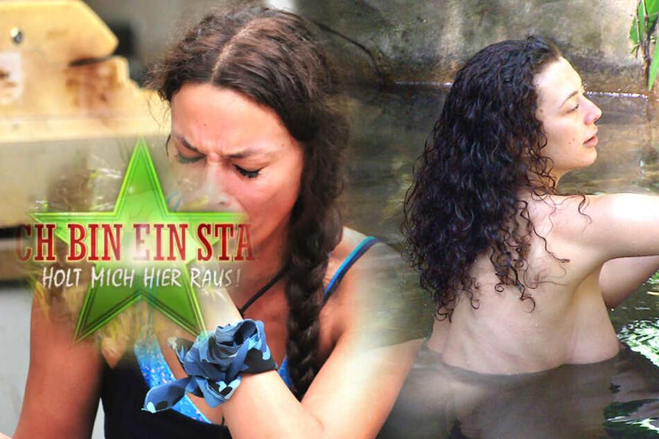 Dschungelcamp: Dschungel-Leila: Der härteste Penis, den ich je im Mund hatte!