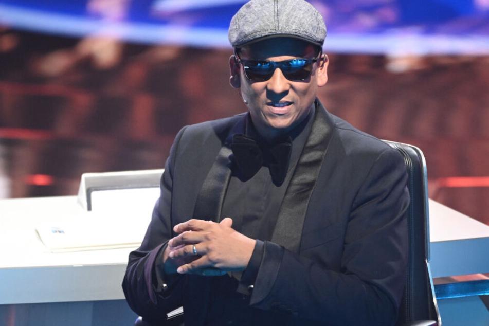 """Xavier Naidoo (47) ist Juror bei der RTL-Castingshow """"Deutschland sucht den Superstar"""" (DSDS)."""