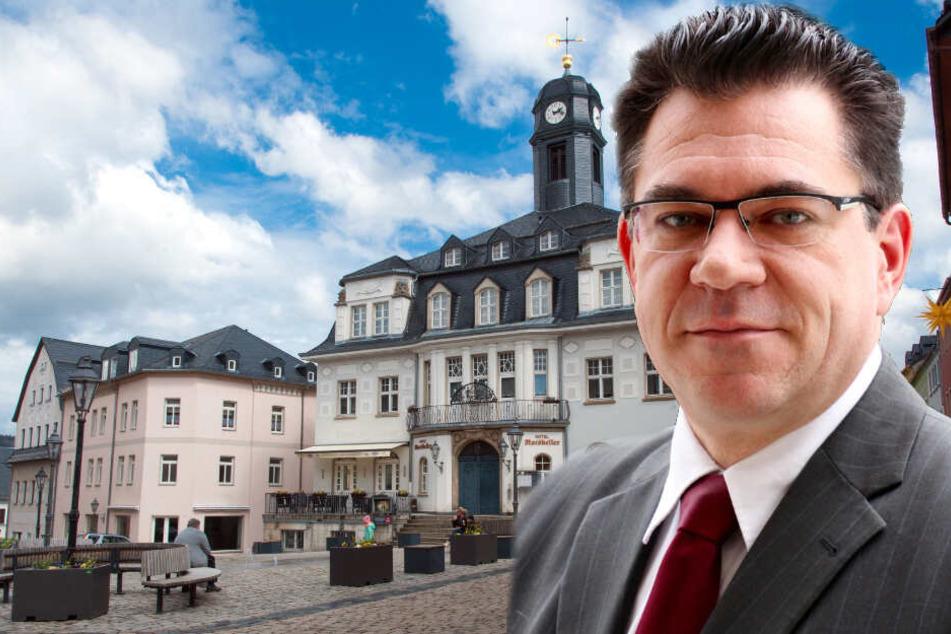 Nach Rücktritt von OB Hiemer: CDU-Chef will neuer Oberbürgermeister werden