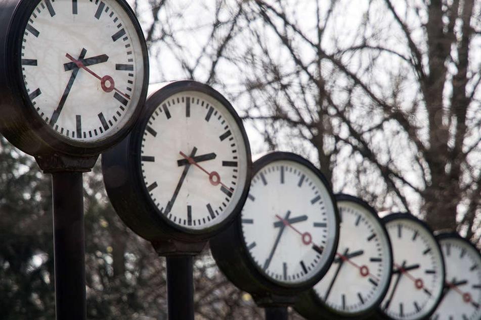 Ab Sonntag stehen alle Uhren auf Sommer.