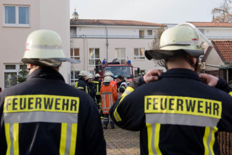 Manche Zimmer waren nach dem Brand nicht mehr bewohnbar (Symbolfoto).