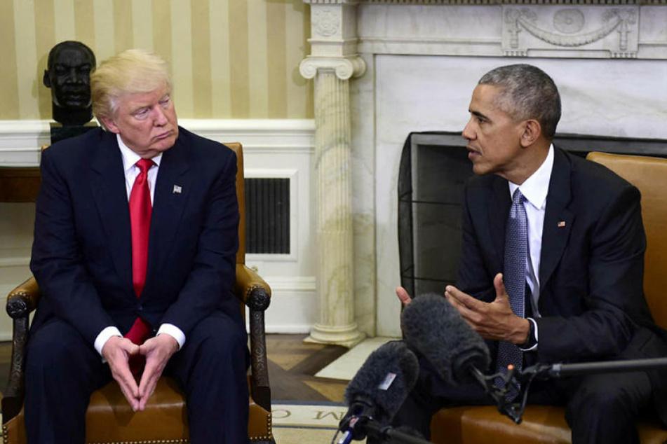 Donald Trump hat schon mal klar gemacht, was er als Präsident als erstes tun will.
